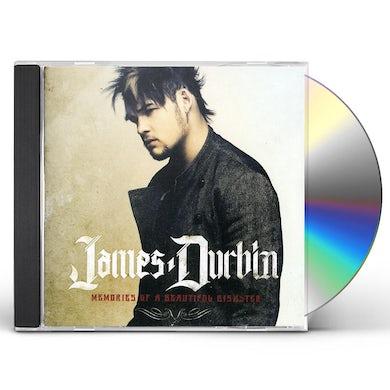 James Durbin MEMORIES OF A BEAUTIFUL DISASTER CD