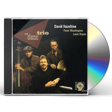 David Hazeltine CLASSIC TRIO CD