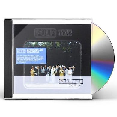 Pulp DIFFERENT CLASS CD