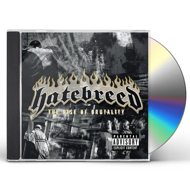 Hatebreed RISE OF BRUTALITY CD