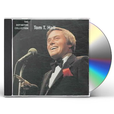 Tom T Hall DEFINITIVE COLLECTION CD