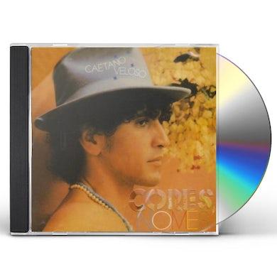 Caetano Veloso CORES & NOMES CD