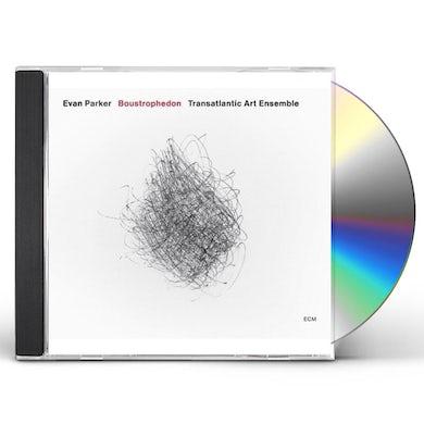 Evan Parker BOUSTROPHEDON CD