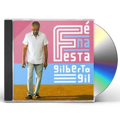 Gilberto Gil FE NA FESTA CD