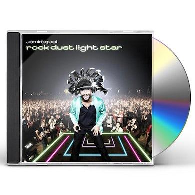 Jamiroquai ROCK DUST LIGHT STAR CD