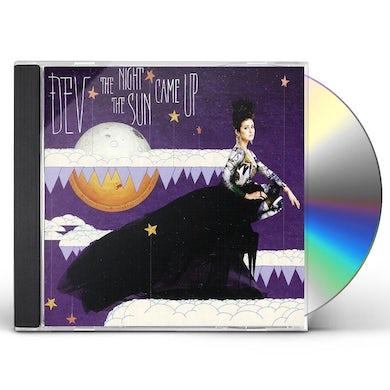 NIGHT THE SUN CAME UP: UK BONUS TRACK EDITION CD