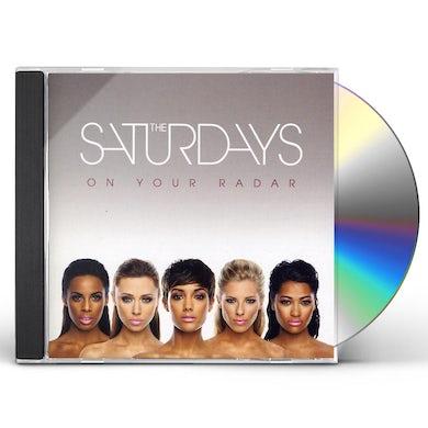 Saturdays ON YOUR RADAR CD