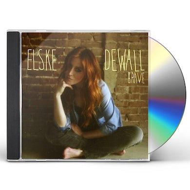Elske DeWall BRAVE CD