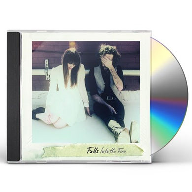 Falls INTO THE FIRE CD