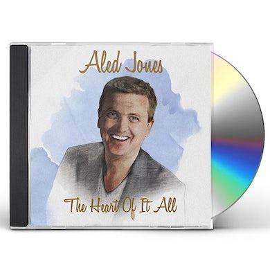 Aled Jones HEART OF IT ALL CD
