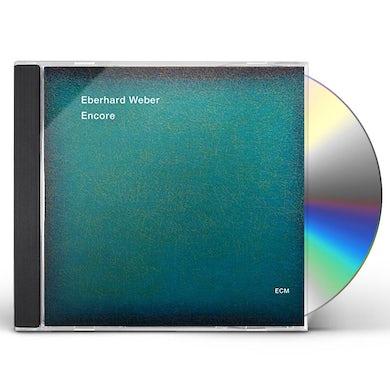 Eberhard Weber ENCORE CD