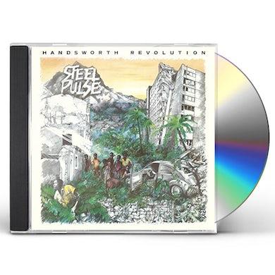 Steel Pulse HANDSWORTH REVOLUTION: DELUXE CD