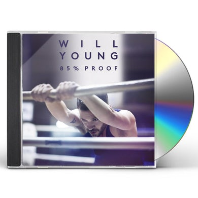 Will Young 85 PERCENT PROOF: DELUXE CD