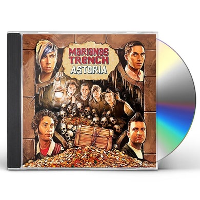 Marianas Trench ASTORIA CD