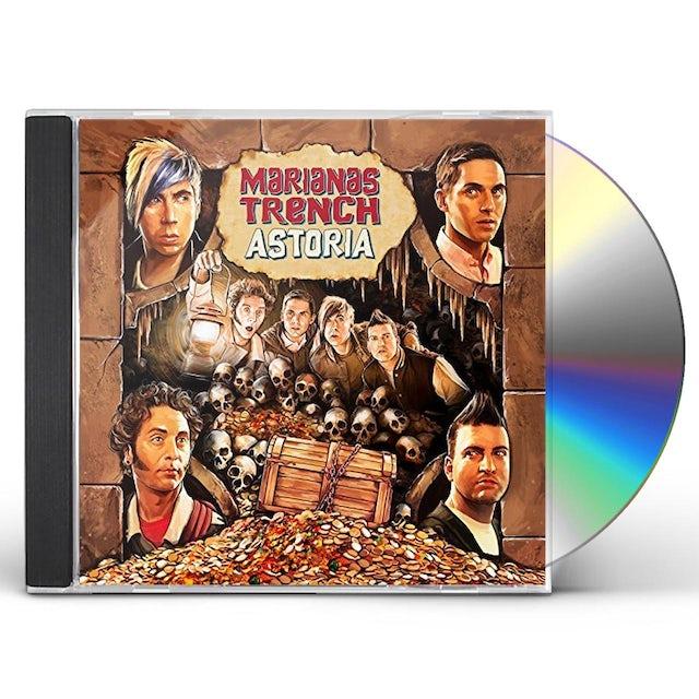 Marianas Trench ASTORIA CD