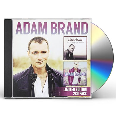 Adam Brand MY ACOUSTIC DIARY / MY SIDE OF THE STREET : DOUBLE CD