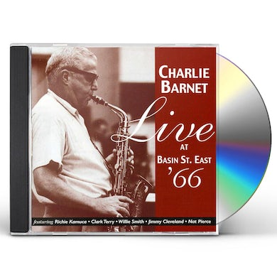 LIVE AT BASIN STREET EAST CD