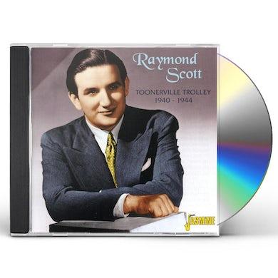 Raymond Scott TOONERVILLE TROLLEY 1940-44 CD