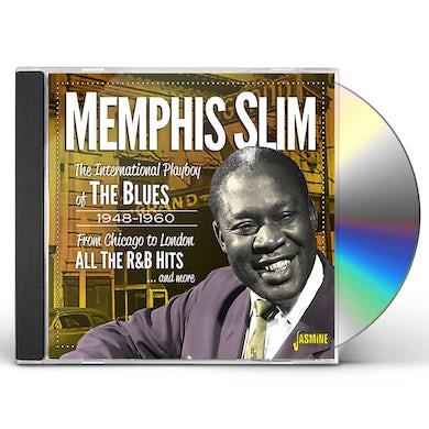 Slim Memphis  INTERNATIONAL PLAYBOY OF THE BLUES 1948-1960 CD