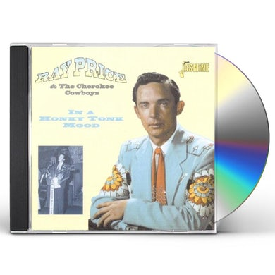 Ray Price IN A HONKY TONK MOOD CD