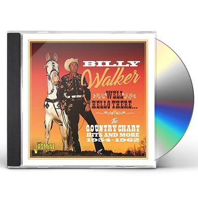 Billy Walker HELLO THERE CD