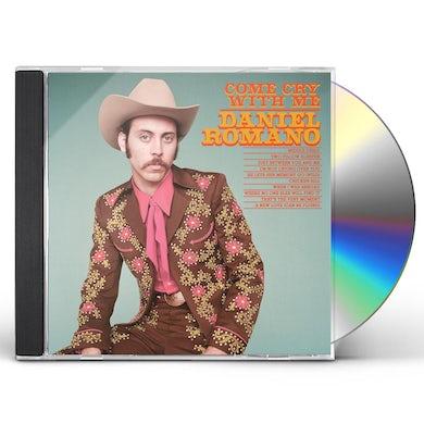 Daniel Romano COME CRY WITH ME CD