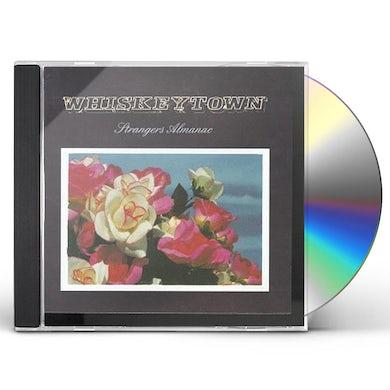Whiskeytown STRANGERS ALMANAC CD