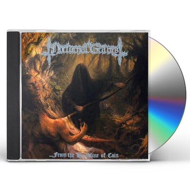 Nocturnal Graves FROM THE BLOODLINE OF CAIN CD