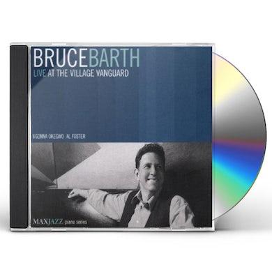 Bruce Barth LIVE AT THE VILLAGE VANGUARD CD