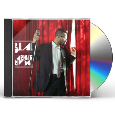 Bilal AIRTIGHT'S REVENGE CD