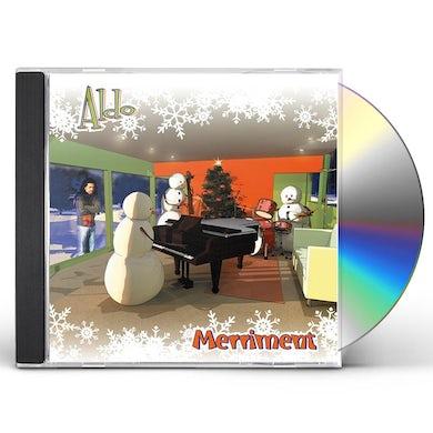 MERRIMENT CD