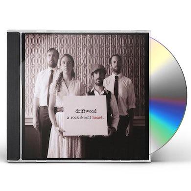 Driftwood ROCK & ROLL HEART CD