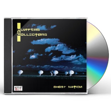 Hunters & Collectors GHOST NATION CD