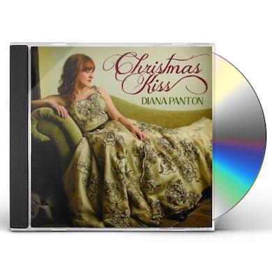 Diana Panton CHRISTMAS KISS CD