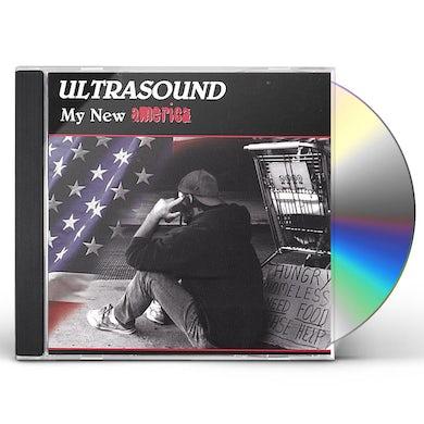 Ultrasound MY NEW AMERICA CD