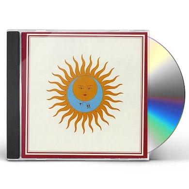 King Crimson LARKS' TONGUES IN ASPIC - 30TH ANNIV. ED. RMST CD