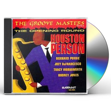 OPENING ROUND: GROOVE MASTERS SERIES 1 CD