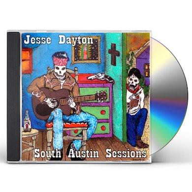 Jesse Dayton SOUTH AUSTIN SESSIONS CD