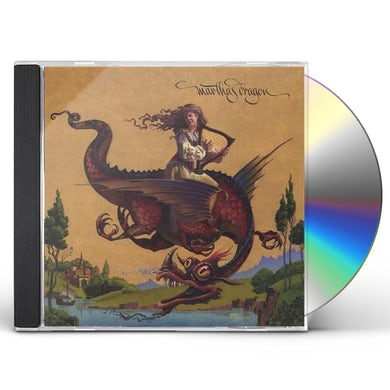 Cantiga MARTHA'S DRAGON CD