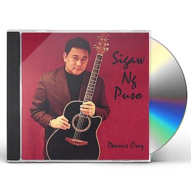 Dennis Cruz SIGAW NG PUSO CD