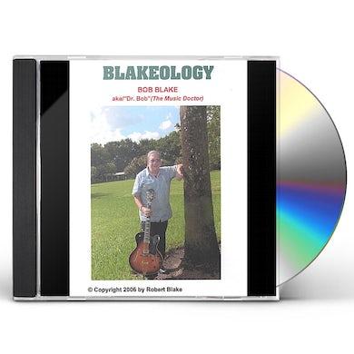 Robert Blake BLAKEOLOGY CD
