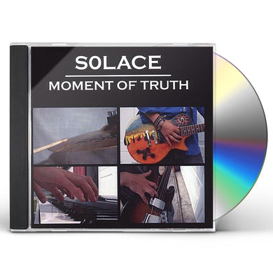 Solace MOMENT OF TRUTH CD