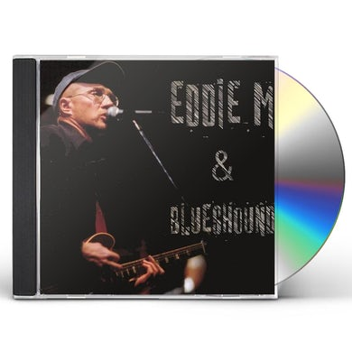 Eddie M BLUESHOUND CD