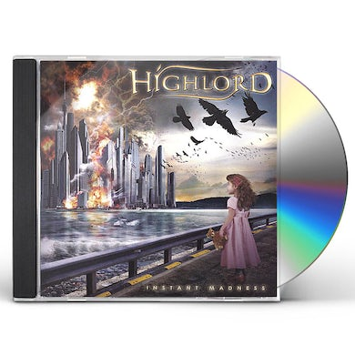 Highlord INSTANT MADNESS CD
