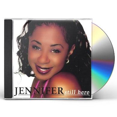 Jennifer STILL HERE CD