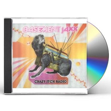 Basement Jaxx CRAZY ITCH RADIO CD