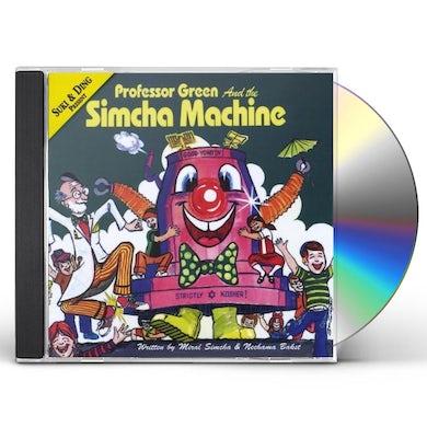 Professor Green THE SIMCHA MACHINE CD