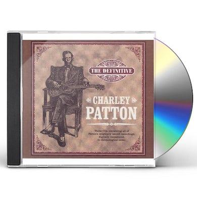 Charley Patton DEFINITIVE CD