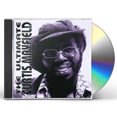 Curtis Mayfield ULTIMATE COLLECTION CD