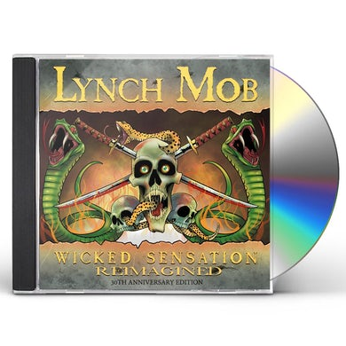 Lynch Mob Wicked Sensation Reimagined CD